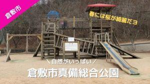 真備総合公園遊具