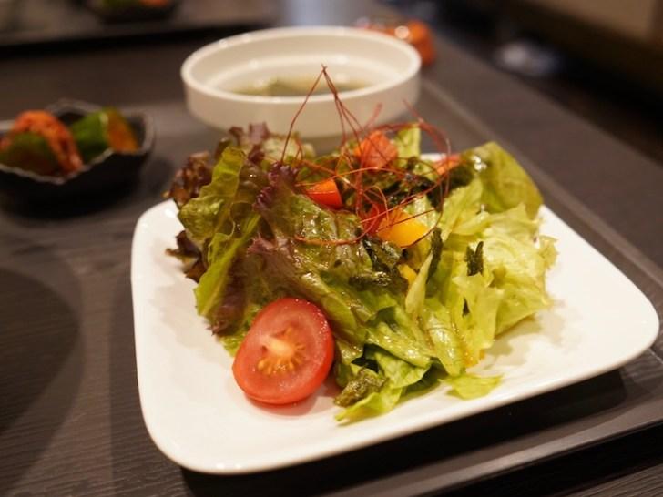 【焼肉がみや】サラダ