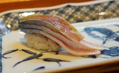 【鮨 馬戸】しめ鯖