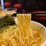 【浜堂岡山】麺