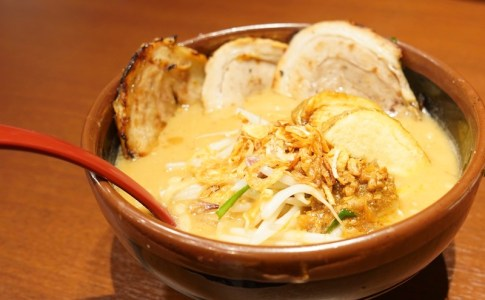 【田所商店】北海道味噌チャーシュー麺