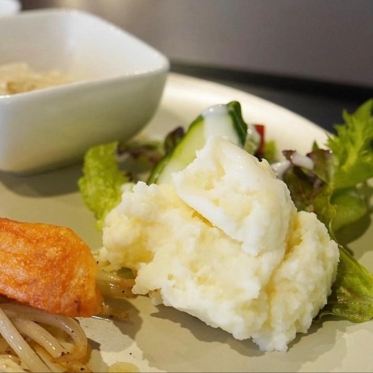 【カフェ明治屋】ポテトサラダ