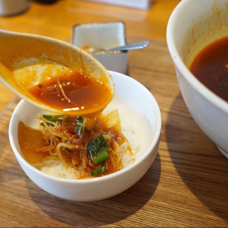 【PIRIKO(ピリ虎)】ミニライスにスープ
