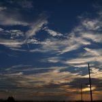 岡山市南区・興除地区の夕日と、地名の由来