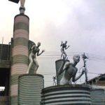 【レトロ写真】瀬戸大橋架橋記念館のナゾ展示