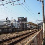 笠岡駅の駅舎を見てきたよ!