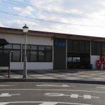 早島町コミュニティバスを見たよ!