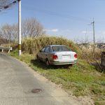 【草ヒロ】倉敷市でトヨタ・ターセルを見かけたよ!