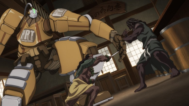 Netflix's New Anime 'Yasuke' is Gorgeous But Flawed [Review]