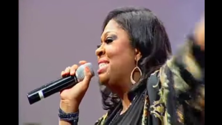 Pastor Kim Burrell Ministers at New York Eastern