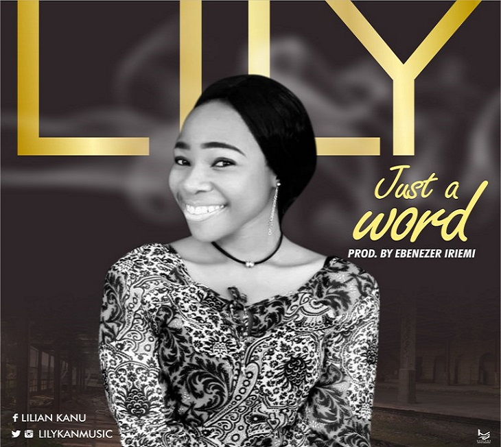 Just A WORD By Lily