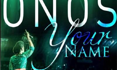 Your Name JESUS ByOnos Ariyo