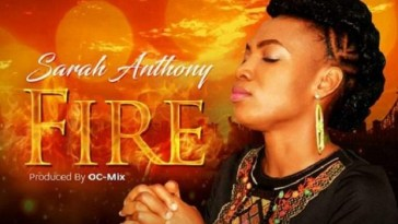 Fire – Sarah Anthony