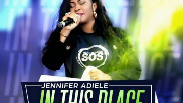 Jennifer Adiele – In This Place