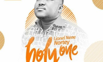 Holy One by Lionel Nene Nortey