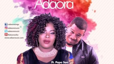I Can By Adaora ft Papa San