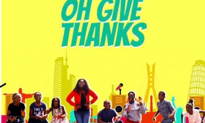 LILY PEREZ – Oh Give Thanks