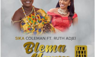 Sika Coleman – Blema Mawu ft Ruth Adjei