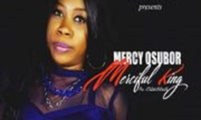 Merciful King By Mercy Osubor