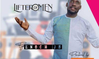 LIFTER OF MEN by Enoch JB