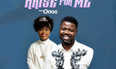 Arise For Me - Anthony Adoki Feat. Onos Ariyo