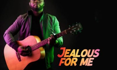 Jealous For Me - Ericson Joe