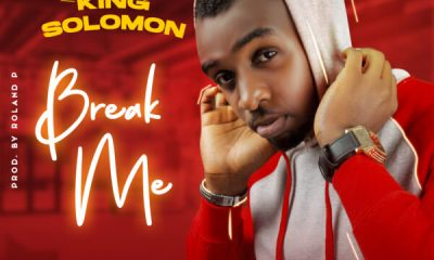 King Solomon - Break Me