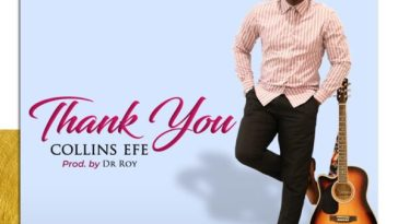 THANK YOU - Collins Efe