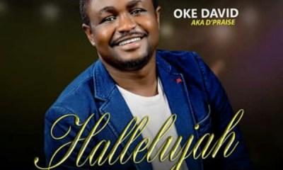 HALLELUJAH - Oke David aka D'Praise