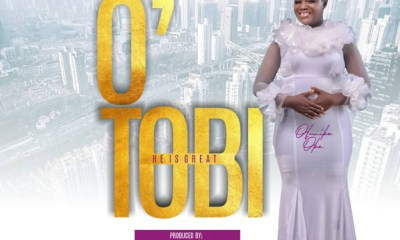 Nike Royal - O' Tobi (He is Great)