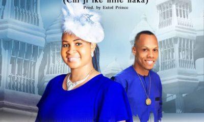 Almighty God - Chidinma Esther ft Jeffson Dozie