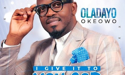 I Give It To You God - Oladayo Okeowo