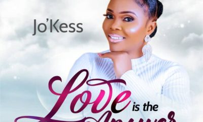 Love Is The Answer - Jo'kess