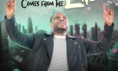 My Help Comes From The Lord – Ade Jones