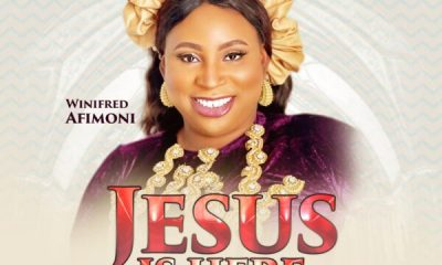 Jesus is Here - Winifred Afimoni