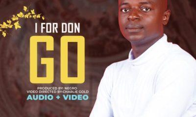 I For Don Go - Godsprince