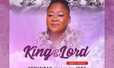King and Lord - Hephzibah Ft. Joey