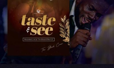 Taste and See - The Blood Crew Feat. Sammy Joyous