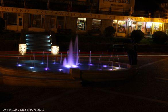 Fontanna plac Dietla