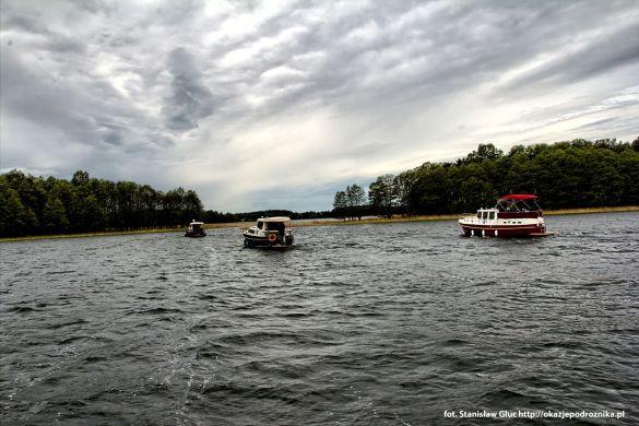 Płyniemy Nautinerami przed siebie Le Boat Polska