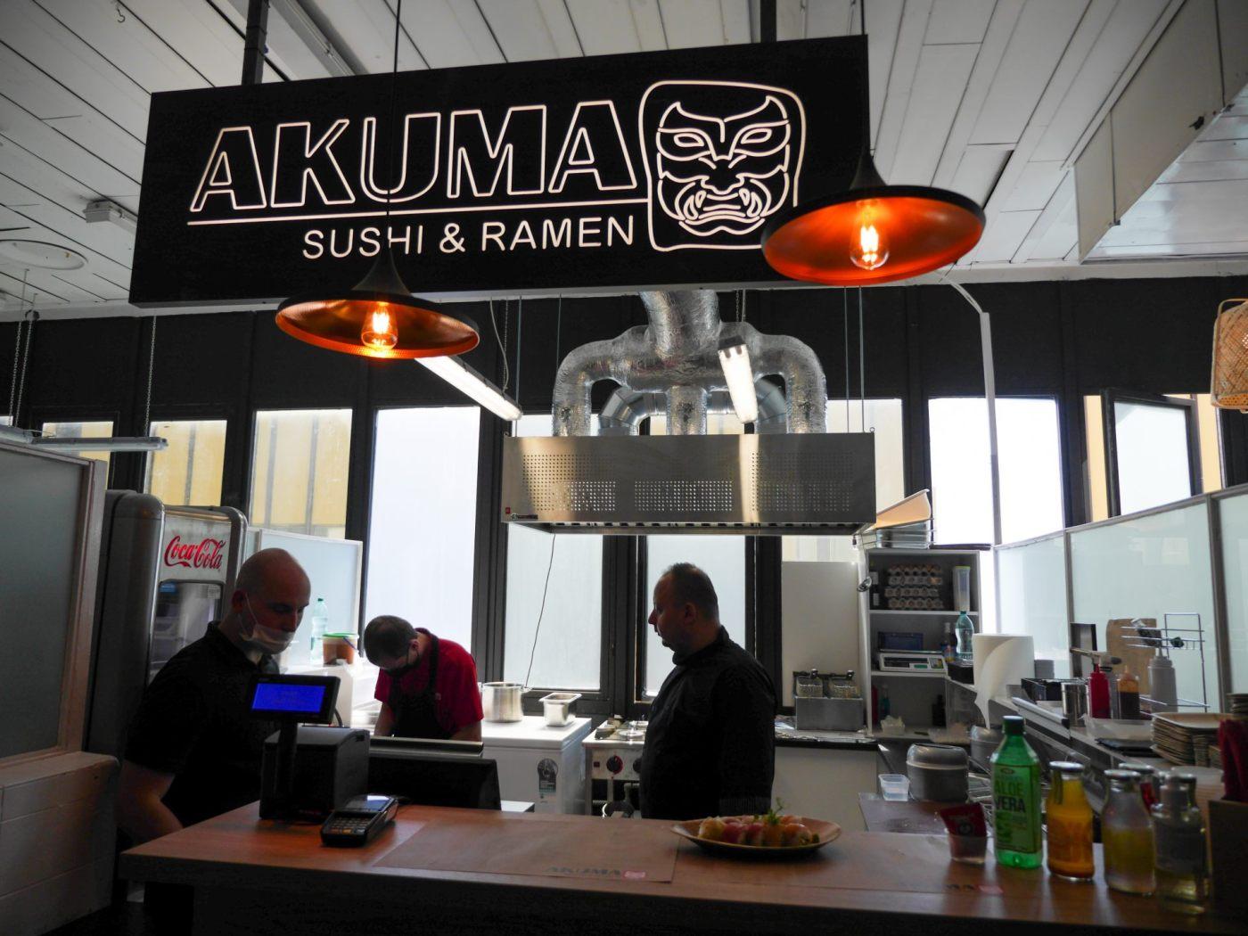 Wspieram Gastro — Akuma Sushi&Ramen