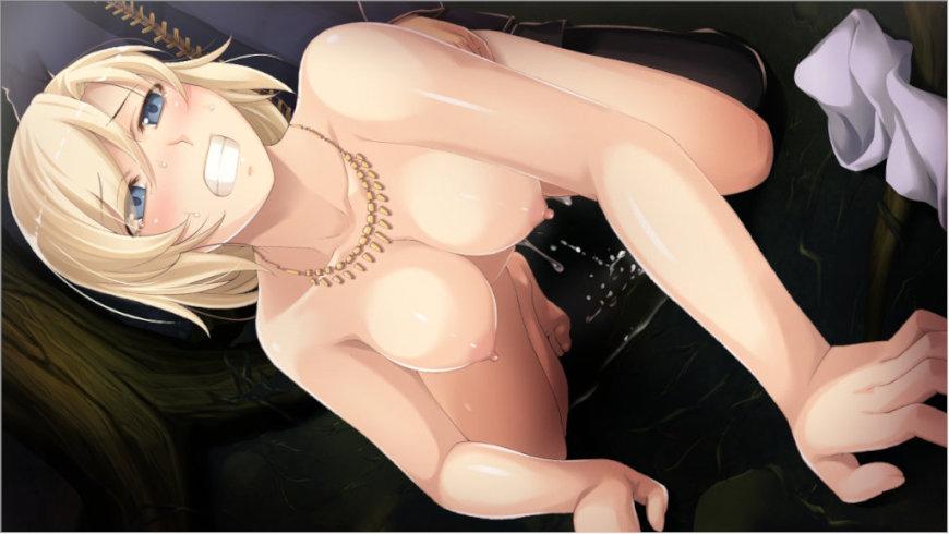 [HCG] 鉄と裸 [つるみく] (33)