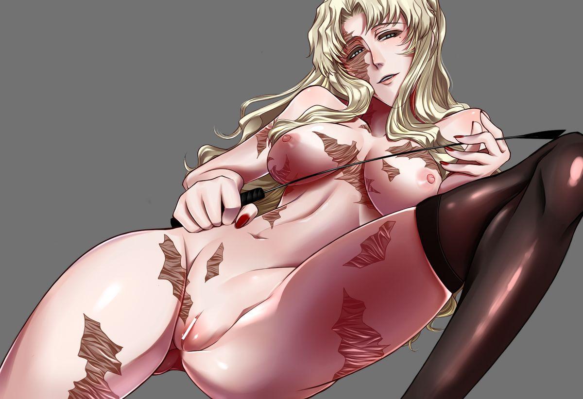 ブラックラグーン エロ画像 04 (11)