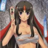 武者巫女 トモエ エロ画像 【クイーンズブレイド リベリオン】