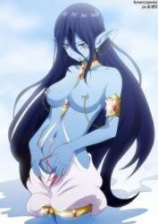 女悪魔のエロ画像 03【モンスター娘】