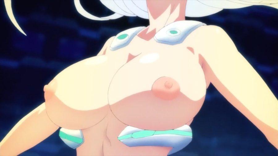 魔装学園HxH エロ画像 01 (4)