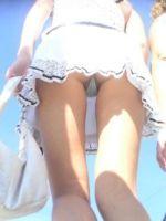 【三次・洋物】外人のパンチラ エロ画像 01