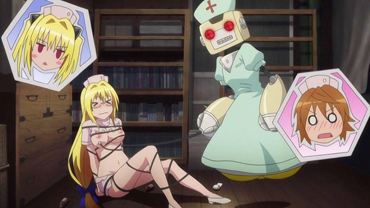 ToLOVEる ダークネス OVA第7巻 キャプチャー エロ画像 (42)