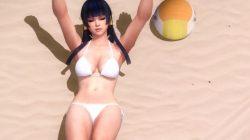 [DOA,3DCG] デッドオアアライブのヌードMODでキャラクターを全裸に剥くエロ動画 Part2 (76)
