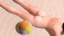 [DOA,3DCG] デッドオアアライブのヌードMODでキャラクターを全裸に剥くエロ動画 Part2 (79)